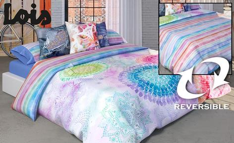 DUVET COVER LOIS MANA MODEL - MANDALA