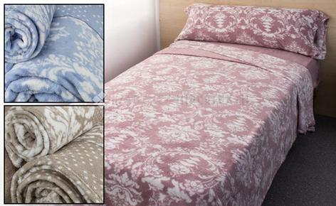 BEDDING SHEET WINTER SET TOLRA MODEL TC521