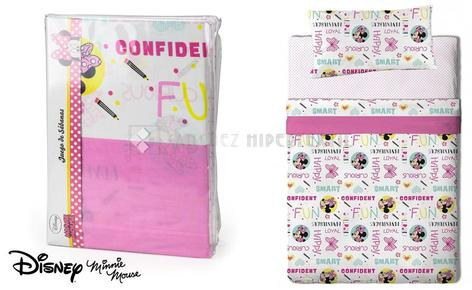 BEDDING 3 PIECES MINNIE FABOLOUS
