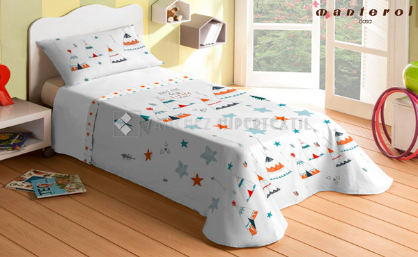 BEDDING SET MANTEROL DECORA 649 C15