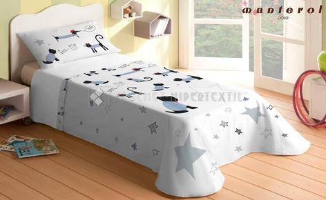 BEDDING SET MANTEROL DECORA 648 C15
