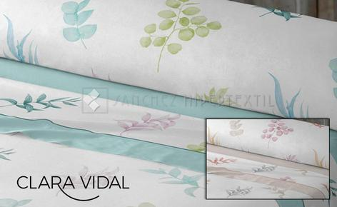 Bedding set 3 pieces MONTBEL by Clara Vidal