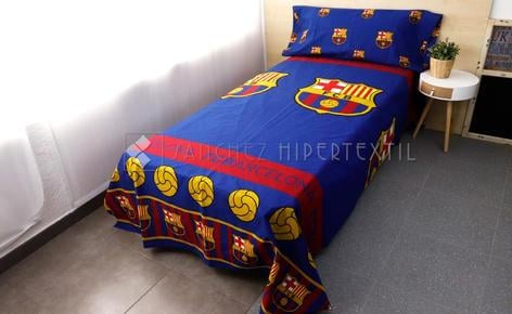 3 pieces bedding set F.C Barcelona 171010.