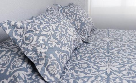 Boutí + Pillowcase BAZNA by Miracle Home.