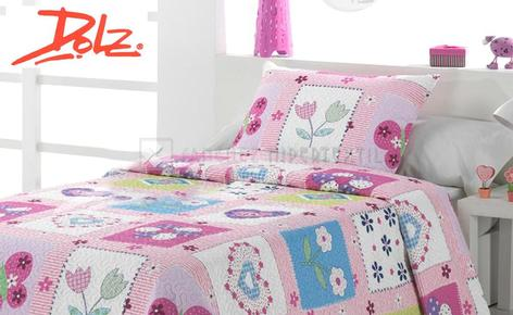 Bouti-Quilt + Pillowcase MIA by Dolz.