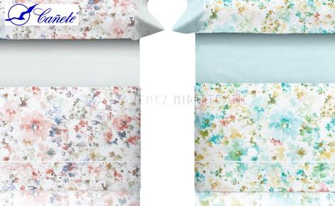 Bedding set 3 pieces 100% Cotton KELU by Cañete.
