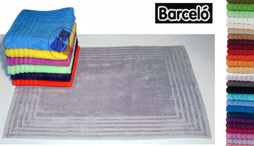 Alfombra baño Diamante by Barceló