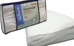 Almohada Visconube cervical antiácaros by Velfont
