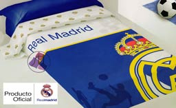 Copriletto Real Madrid by Manterol