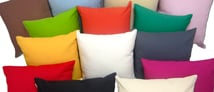 SMOOTH 963 canvas Cushion cover