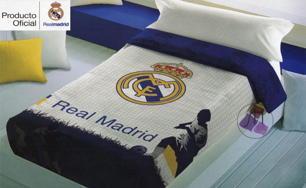 Manta chic REAL MADRID
