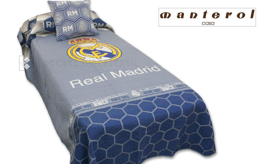Colcha-Boutí REAL MADRID 258 by Manterol