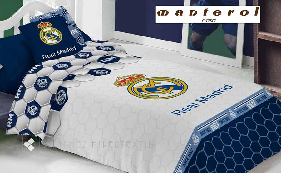 Cover Nordic Real Madrid 258 By Manterol
