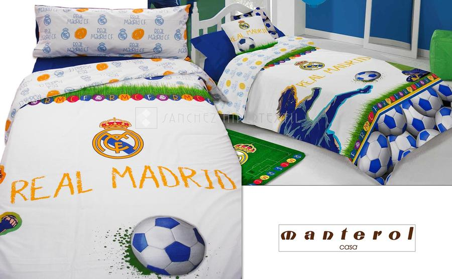 Duvet Cover Real Madrid 358 Kids