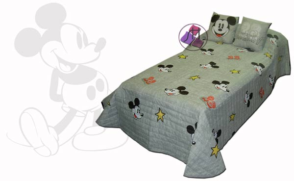 Copriletto Disney MICKEY VINTAGE