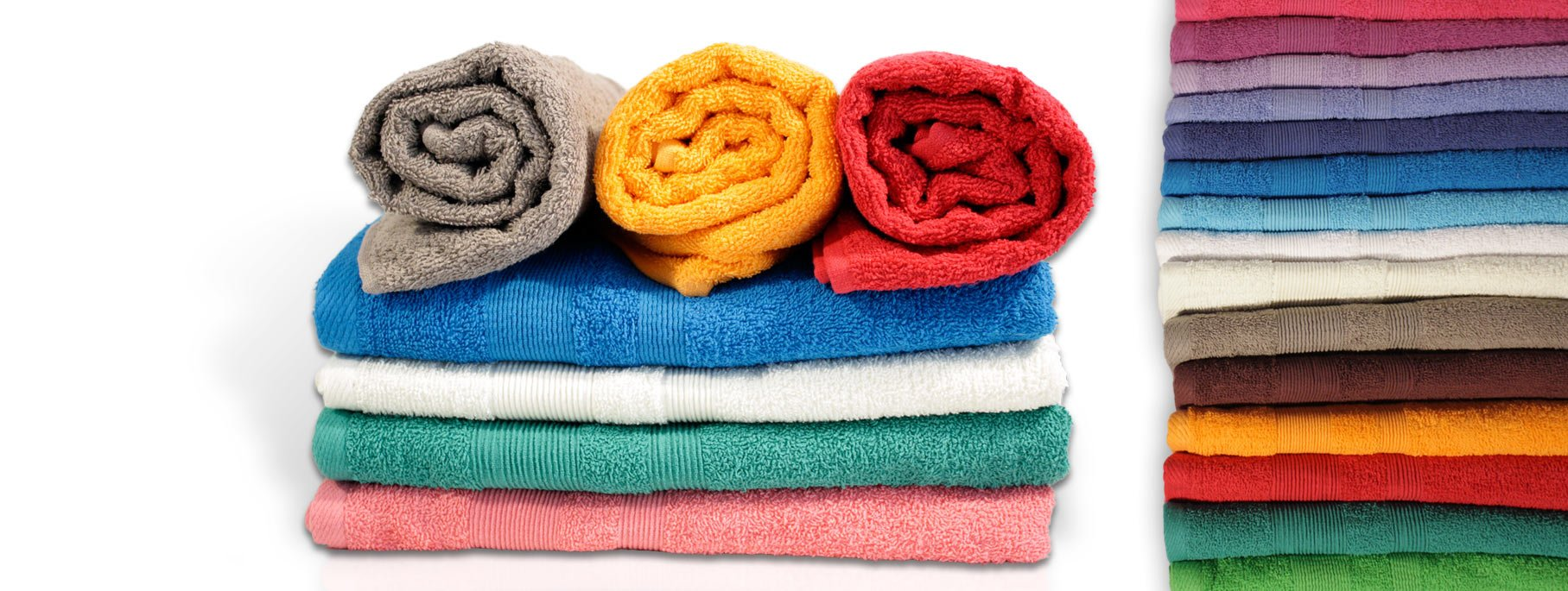 Towels NATURA CURL 100% Cotton